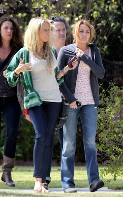 Miley Cyrus, Entertainment., Celebrity