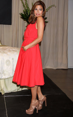 Eva Mendes, American Actress