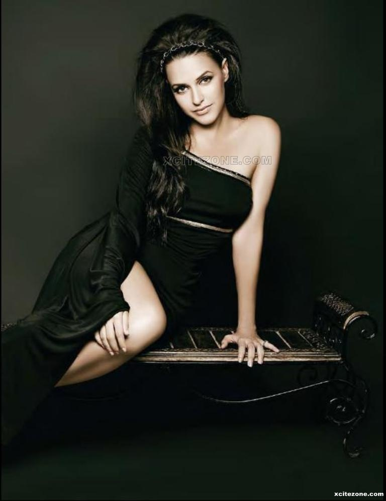 Neha Dhupia on the cover of AGL MAGAZINE Photo Shoot