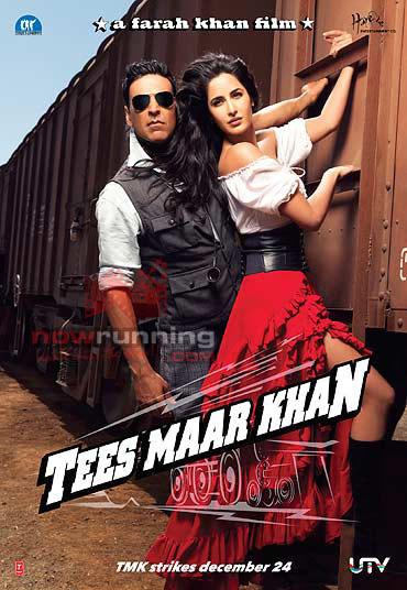 Tees Maar Khan first look photoshoot