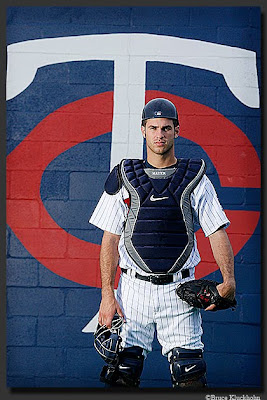 Joe Mauer Photos