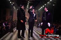 Bollywood Mega Stars Big B, SRK, Hrithik on the ramp for Karan Johar Show at HDIL