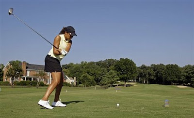 Cheyenne Woods, American golfer