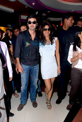 Ranbir and Priyanka, bollywood movie
