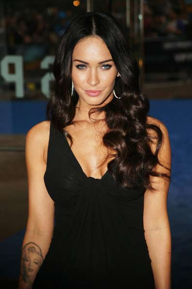 Long Hairstyle 2013, Hairstyle 2013, New Long Hairstyle 2013, Celebrity Long Romance Romance Hairstyles 2057Megan Fox Latest Romance Romance Hairstyles