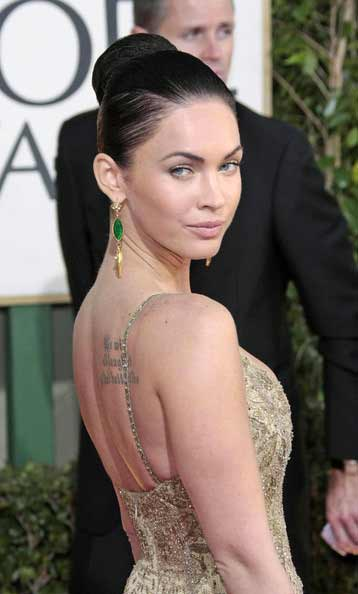 megan fox hairstyles. Megan Fox Hairstyles Latest