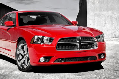 Dodge Charger, technology