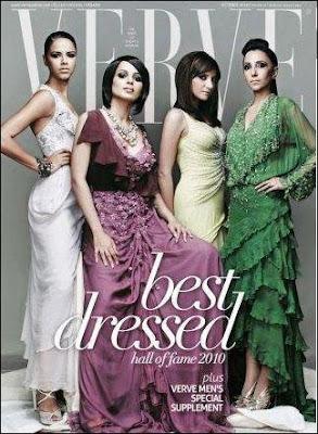 Kangana Ranaut Verve Magazine October 2010