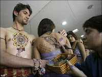 Tattoo for Navratri collection