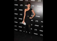 Kelly Osbourne at The Fendi Boutique opening