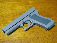 Sensible Guns which is Made by Paper