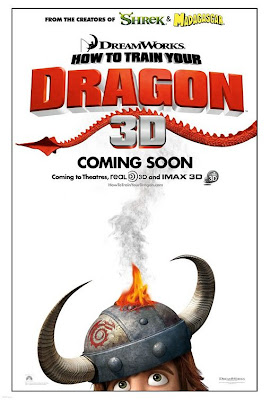 How to Train Your Dragon Poster 1