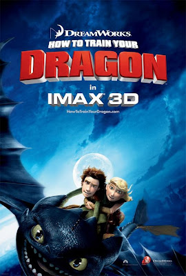 How to Train Your Dragon Poster 3