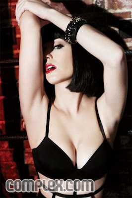 Katy Perry in S&M clothes 4