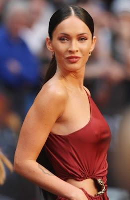 Megan Fox's titties