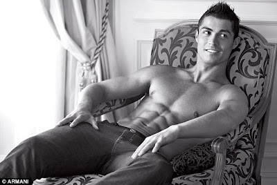 Cristiano Ronaldo Armani Ads 2