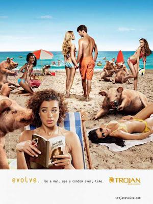 Condom Advertisement 31