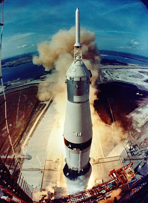 Lanzamiento Apollo XI