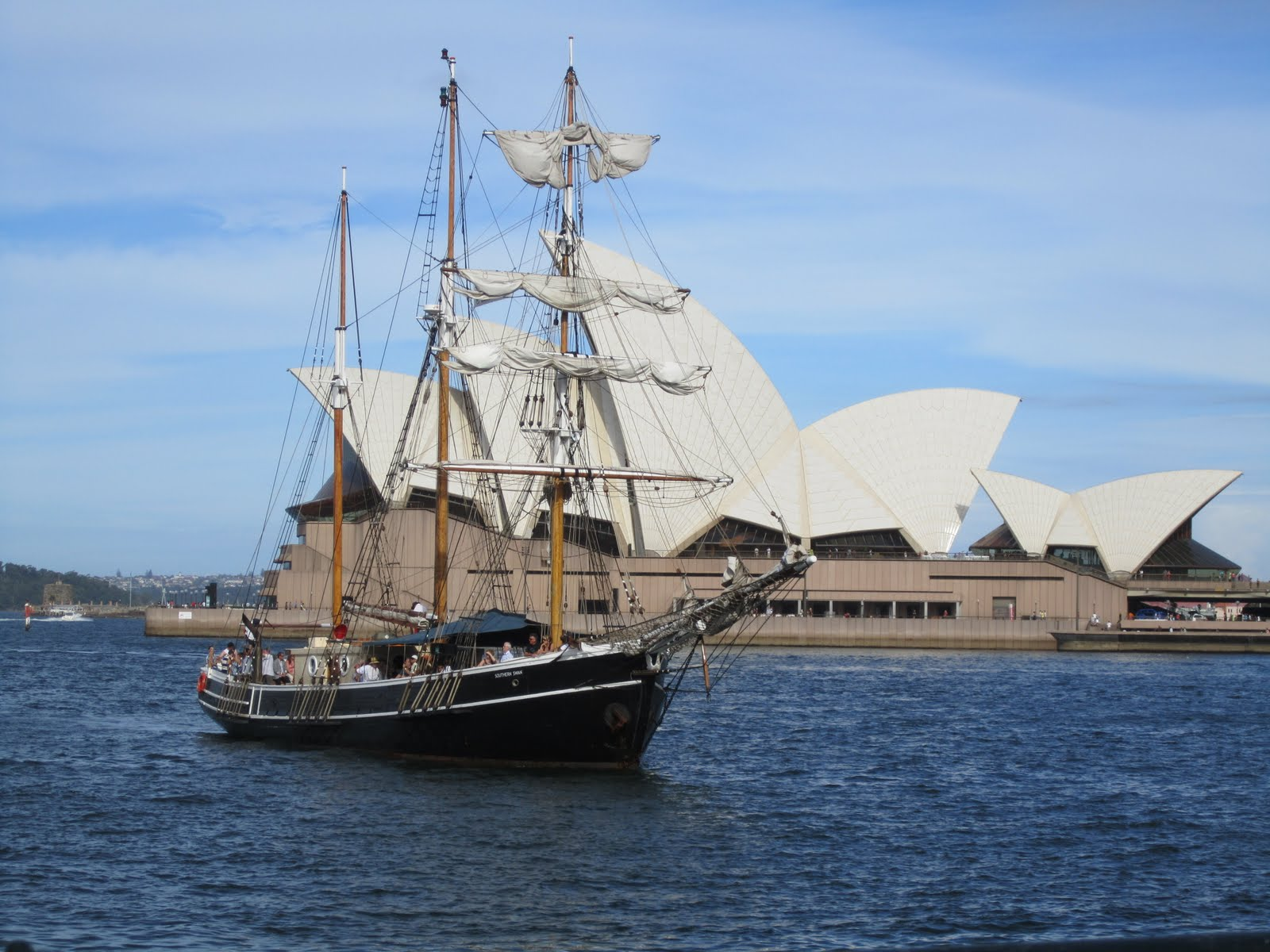 Kaz39s 40 Things Before 40 9 Tall Ship Twilight Cruise