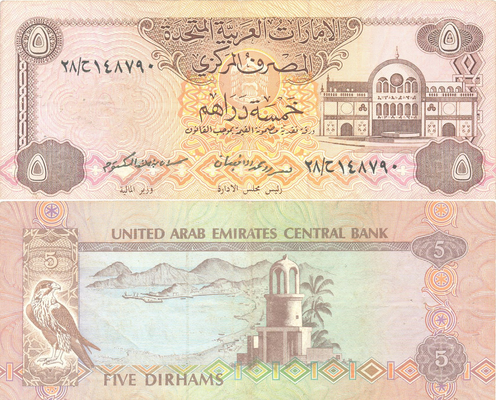 United States Dollar(USD) To UAE Dirham(AED) Exchange Rates Today