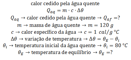 Equilibrio Termico Formula Equil Brio t Rmico Entre o