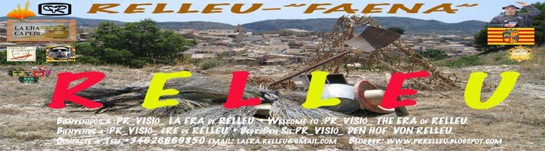 """RELLEU-""""FAENA"""""""