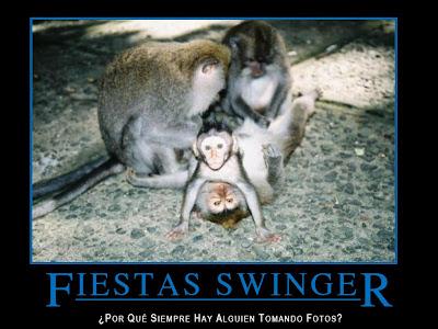 Fiestas swinger