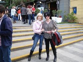 viviana y yo