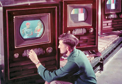 color television set 1953 the year of treason