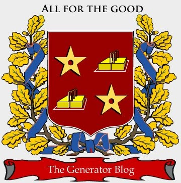 The Generator Blog: Coat of Arms.