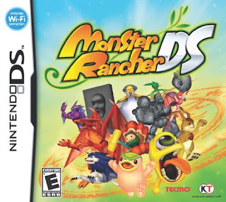 Monster Rancher DS - 5093