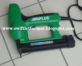 Electric Nailer ( No Compressor Needed)