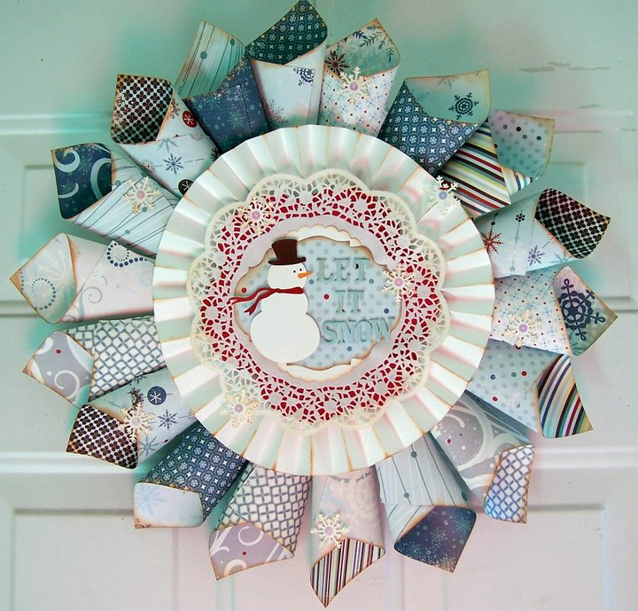 Aly Dosdall My Crafty Christmas Countdown Day 12