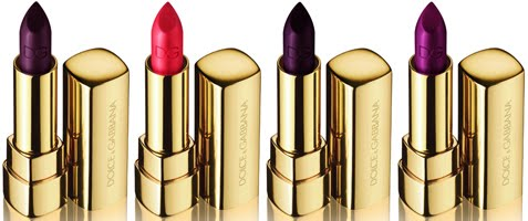 barra de labios Dolce & Gabbana Evocative Beauty fall lipstick