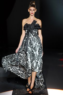 Hannibal Laguna desfile pasarela Cibeles Madrid Fashion Week primavera verano