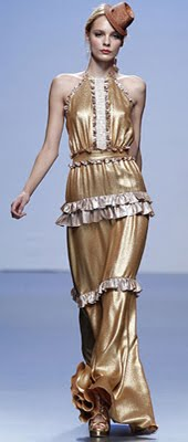 Kina Fernández Cibeles Fashion Week primavera verano 2011