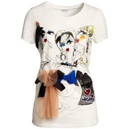 camiseta mujer colección Lanvin for H&M