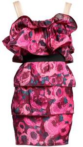 vestido Lanvin H&M