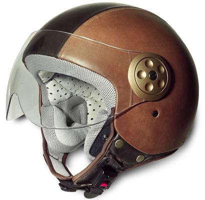 casco moto unisex
