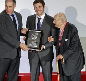 placa reconocimiento campeones del mundo mundial Sudáfrica 2010