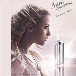 Aura el primer perfume de Swarovski