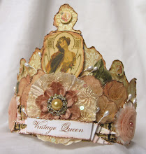 My Vintage Queen Crown