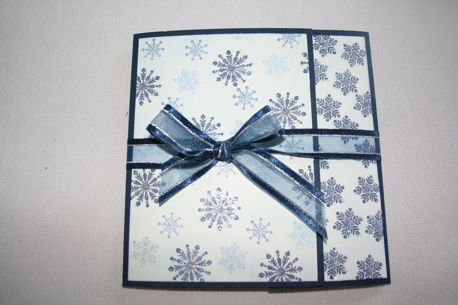 la magie de miss jenny enveloppe cadeau de no l. Black Bedroom Furniture Sets. Home Design Ideas