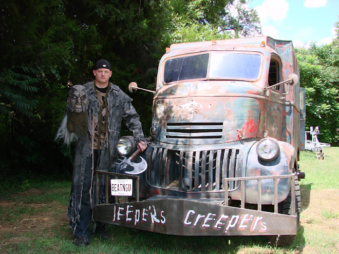 Tim Glace's Creeper Truck from the Movie Jeepers Creepers