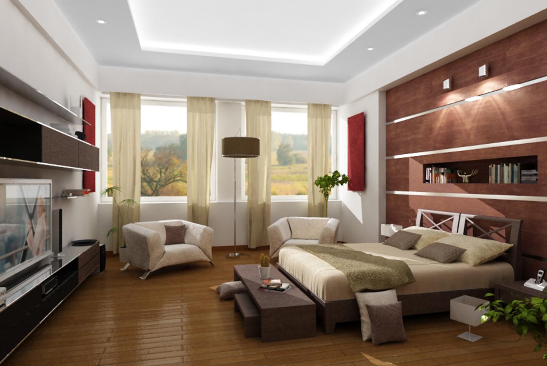 Arquitectura e ingenier a dormitorios - Disenar un dormitorio ...
