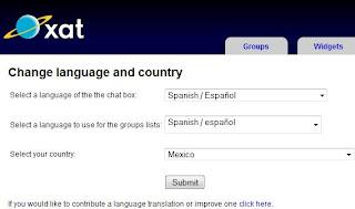Seleccionar Español