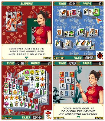 Platinum mahjong Platinum+Mahjong