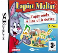 L'adptation de SC2 pour consoles !! 2414+-+Lapin+Malin+-+J'apprends+%C3%A0+lire+et+%C3%A0+%C3%A9crire