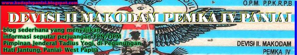Divisi II Makodam Pemka IV Paniai, Papua