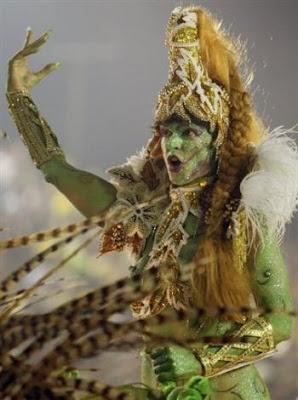 Carnival Parades of Rio de Janeiro (2009)